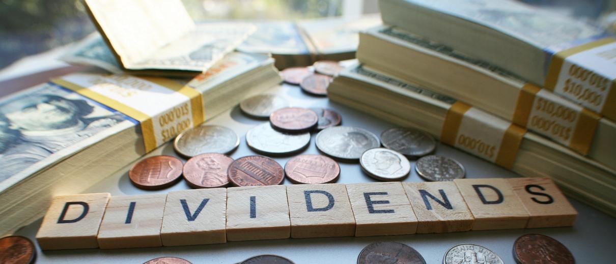 Дивидендное-инвестирование