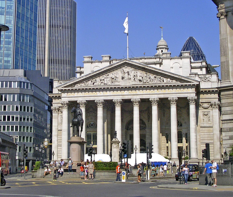 Лондонская-фондовая-биржа