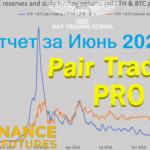 """Отчет по торговле РОБОТА<span class=""""response"""">«Pair Trading Binance PRO» на бирже Binance 01.07.2021г</span>"""