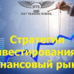 Стратегии инвестирования в финансовый рынок