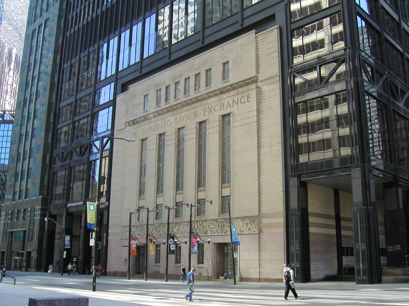 Фондовая-биржа-Торонто
