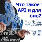 """<span class=""""response"""">Что такое TSLab API и для чего оно?</span>"""