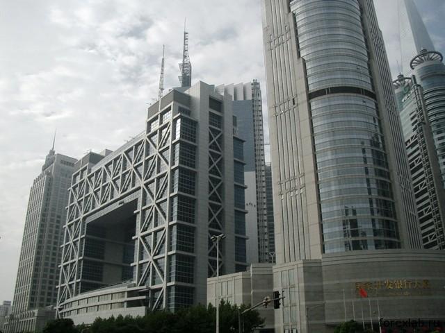 Шанхайская-фондовая-биржа