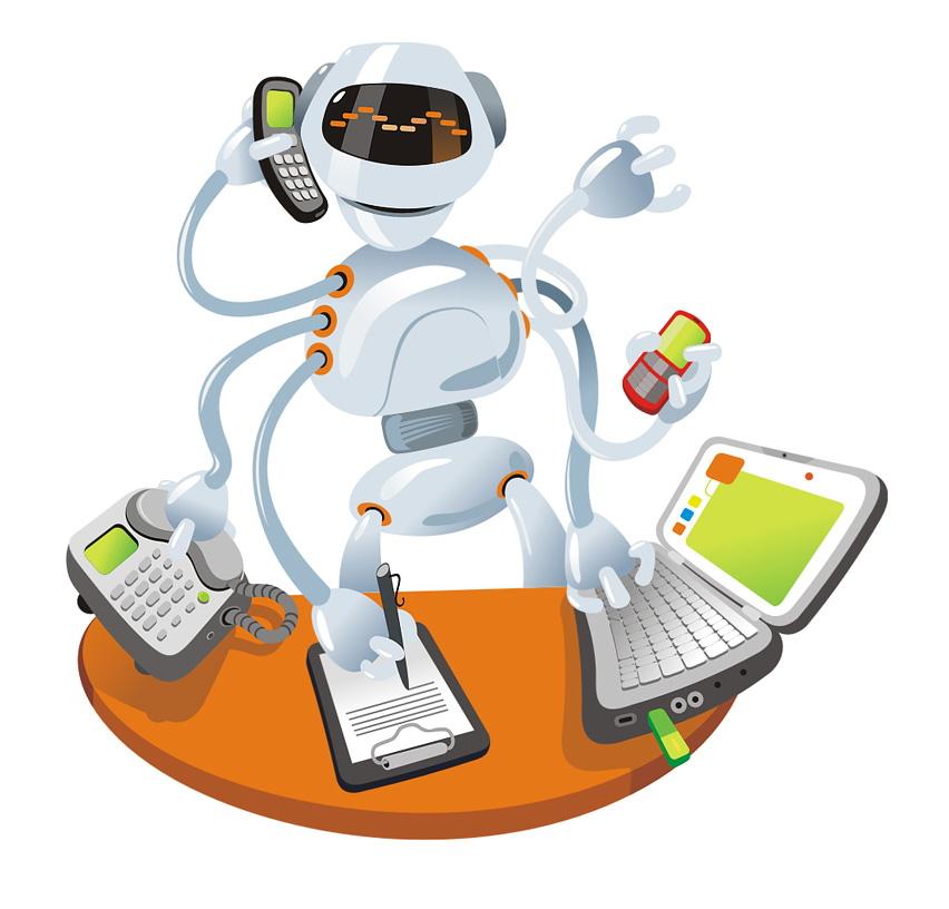 робот-автоматизация