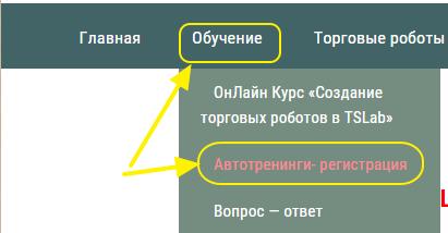 ссылка-на-входАвтотренинги