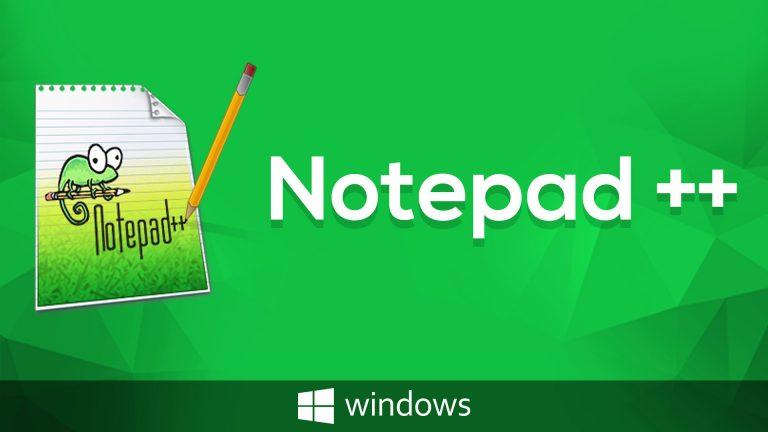 Notepad-программа