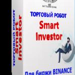 "Запустили в торговлю РОБОТА — <span class=""response"">«Smart Investor»</span> на бирже Binance"