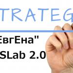 "<span class=""response"">Стратегия «ЕвгЕна»</span> в TSLab"