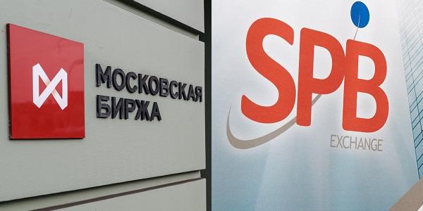 московская-и-спб-биржи
